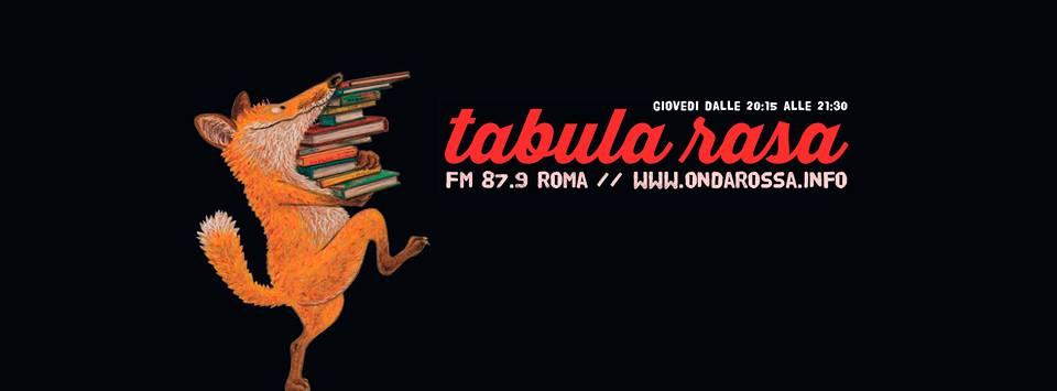 Francesca Scotti _Tabula rasa _Radio Onda Rossa