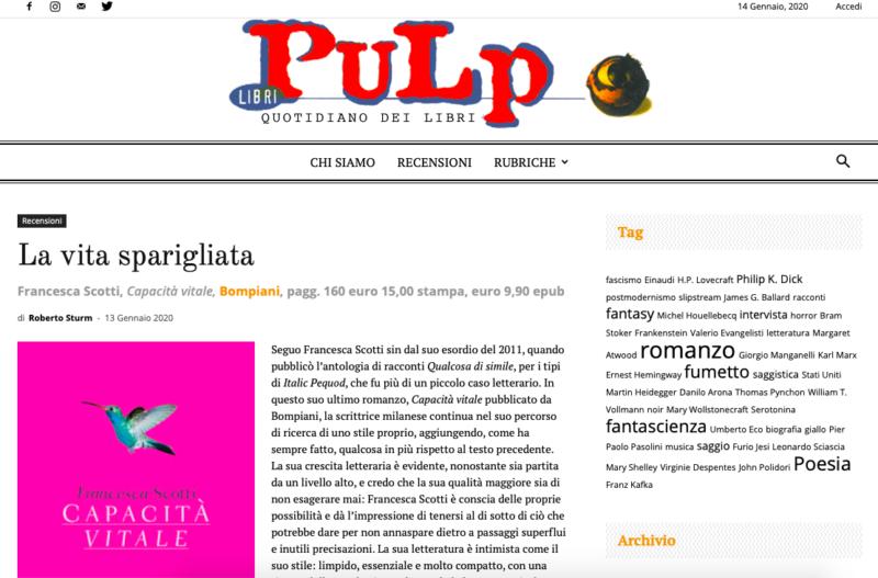 Capacità vitale _PulpLibri