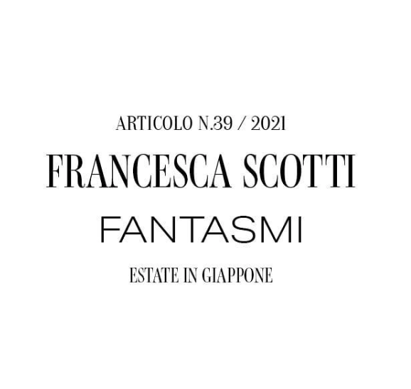 The Italian Review Fantasmi