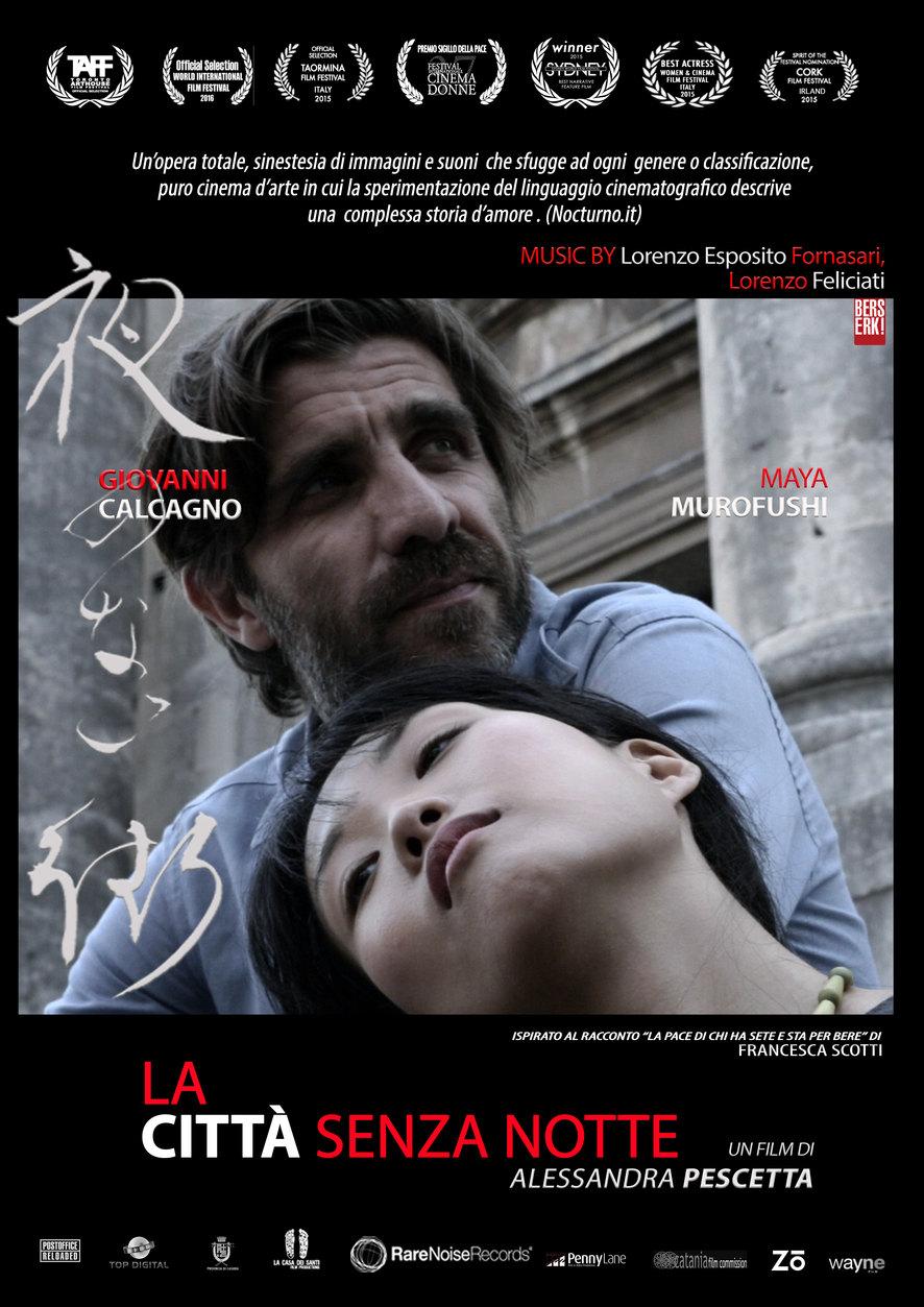 La città senza notte al festival di cinema neosperimentale italiano FUORINORMA