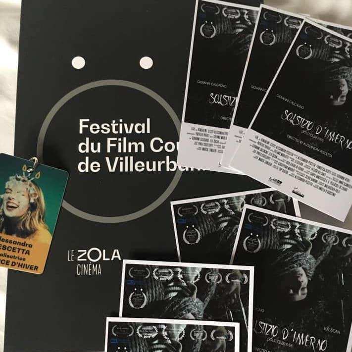 Solstizio d'inverno alla 40° edizione del Festival du Film Court de Villeurbanne