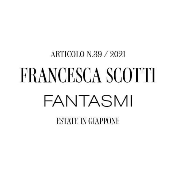 FANTASMI | Estate in Giappone_ The Italian Review